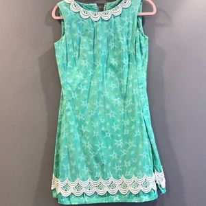The Lilly vintage Lilly Pulitzer shift dress M 6 8